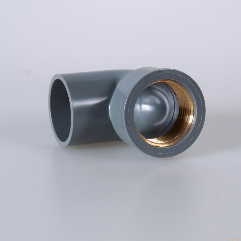 UPVC排水管的90度弯头和顺有什么区别最好给图片upvc螺旋消音哪些
