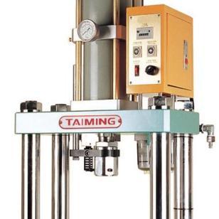 四柱气液增压机10T气液增压机图片