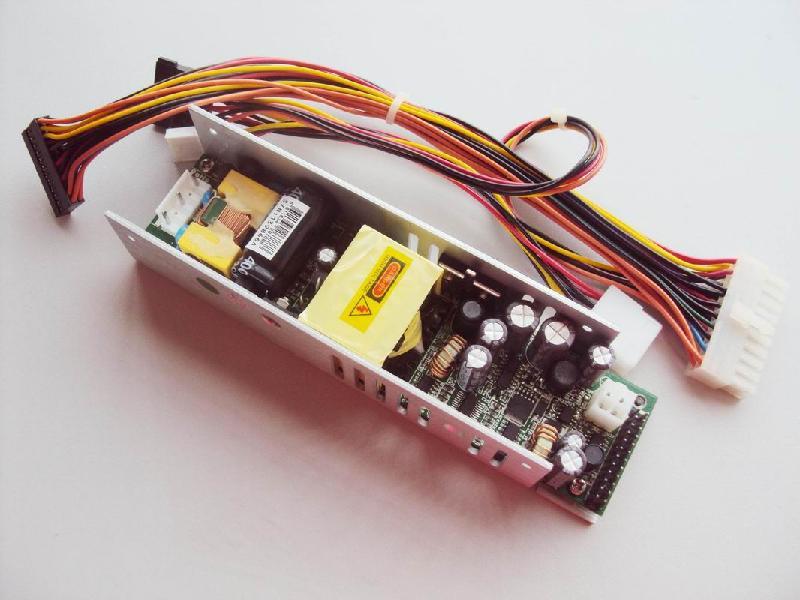 供应迷你AC-ATX电源无风扇超静音80PRO标准PicoPSU电源