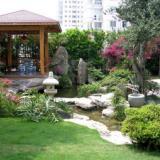 供应小区花园设计—新中式庭院设计与施工—小区景观设计及施工