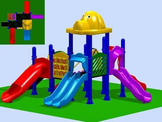 户外玩具图片|户外玩具样板图|大型儿童户外玩具