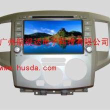 供应郑州日产NV200专用DVD导航郑州日产NV200车载GPS导航批发