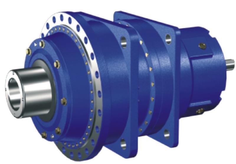 齿轮油泵工作原理图高清图片