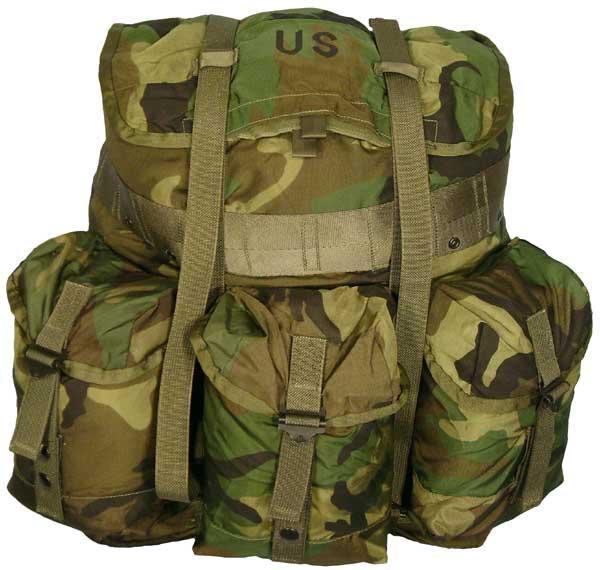 生产供应alice美军背包