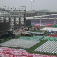 青岛大型演唱会座椅服务图片