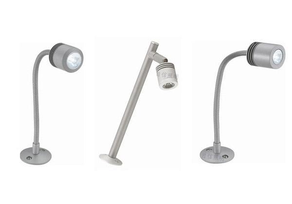 供应大功率LED射灯轨道射灯路轨射灯