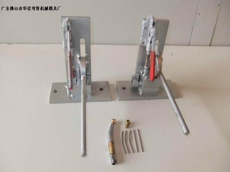 供应swg-3b手动液压弯管机,3寸手动液压弯管机(弯管器)图片
