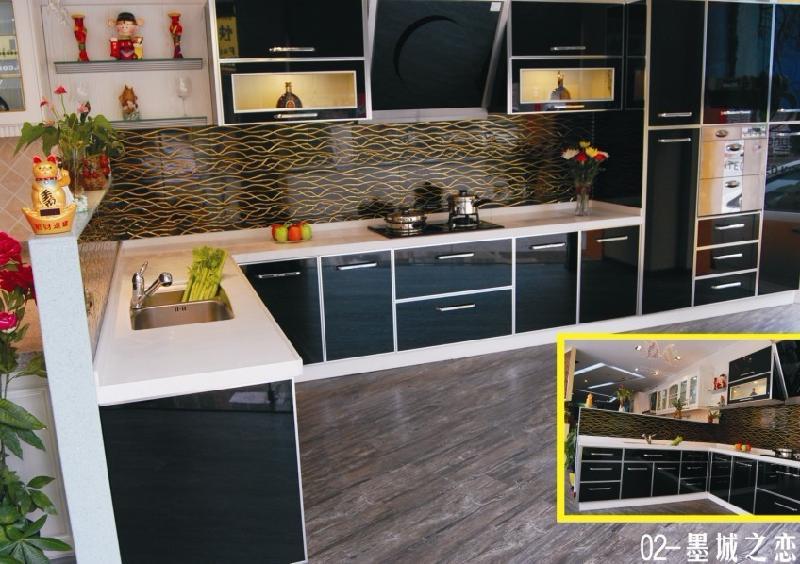 供应厨房橱柜设备