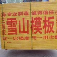 供应木模板