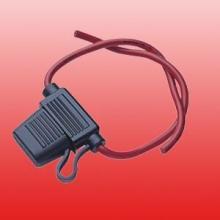 供应汽车小插片保险丝盒、插片式带线保险丝座批发