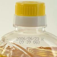 供应东莞长安瓶子瓶盖生产日期喷码