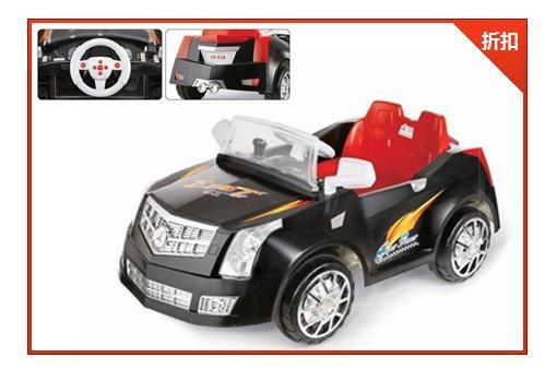 儿童电动车法拉利跑车高清图片