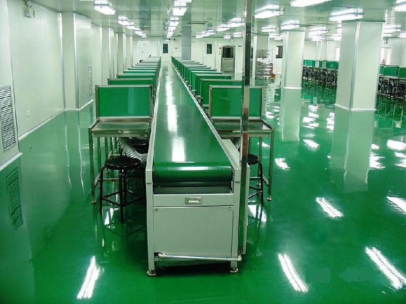 自动化流水线图片 自动化流水线样板图 东莞市自动化