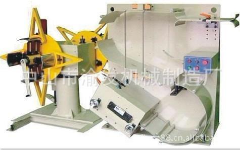 供应自动送料矫正机二合一S型矫正机