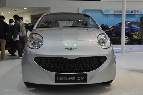 奇瑞瑞麒m3电动汽车,奇瑞瑞麒,奇瑞瑞麒m3,奇瑞瑞麒x1,高清图片