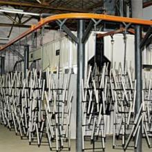 供应涂装生产线涂装设备自动涂装线设计自动喷涂线厂家制造