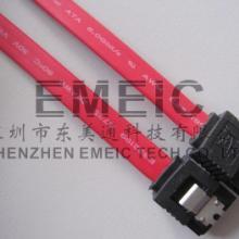供应深圳龙华销售SATA3电脑数据线电脑周边连接线串口线批发