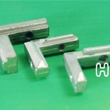供应南京直角件角槽连接件T型螺母块图片