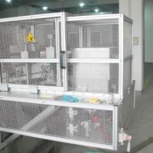 供应南京产品展示架南京铝型材展示架铝合金展示柜图片