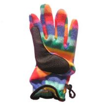 供应保暖手套 冬季保暖手套 滑雪手套低价格 摇粒绒 复合透气膜