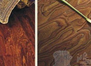 自贡实木地板加盟代理图片