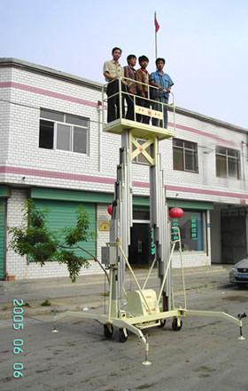 供应升降机/液压升降平台/汽车举重机图片
