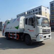 供应东风天锦8吨压缩式垃圾车