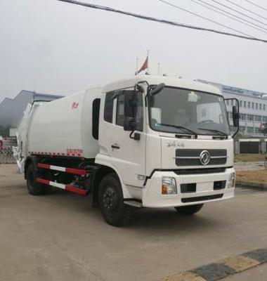 8吨压缩式垃圾车图片/8吨压缩式垃圾车样板图 (3)