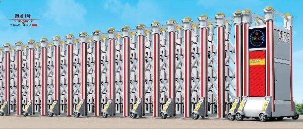 供应唐山电动门长红门新品上市图片