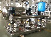 供应生活气压给水设备价格,不锈钢变频恒压供水设备 变频给水设备价格 批发