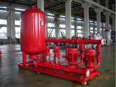 供应消防气压给水设备选用要点