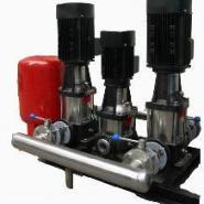 高节能无塔变频供水设备图片