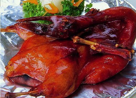 韩国人北京烤鸭