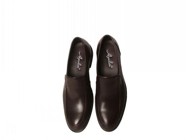 高档男式正装皮鞋图片