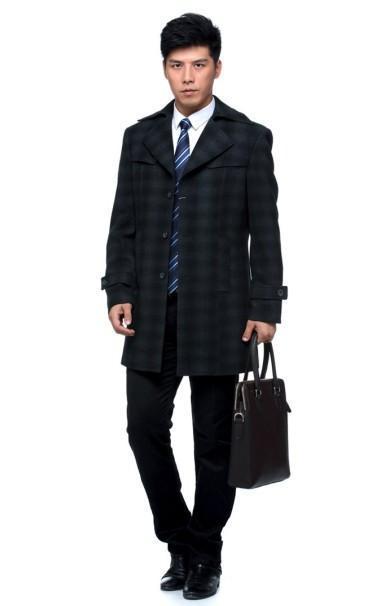 男士商务西装定做,西装套装,领带,衬衫的选择和搭配