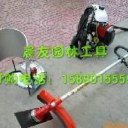 小型便携式汽油收割机图片