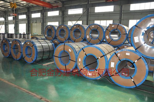 合肥金苏建筑钢品公司