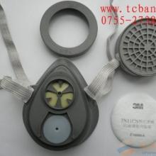 供应呼吸防护3M3200防毒口罩\湖南省常德地区防毒面罩价格批发