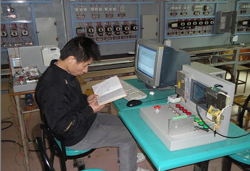 PLC编程图片 PLC编程样板图 东莞石排石龙中级电工PLC...