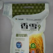 黑龙江无纺布面粉袋杂粮袋大米袋图片