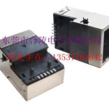 【供应】沉板式RJ45带变压器插座贴片式SMT型