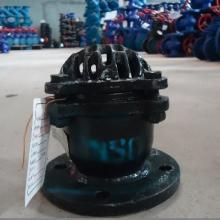 厂家直销铸铁底阀DN50