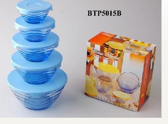 玻璃碗图片 玻璃碗样板图 蓝料玻璃碗蓝料玻璃调味碗 广州...