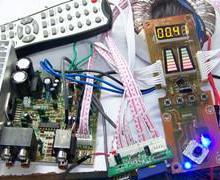 MP3解码模块 插卡音响方案