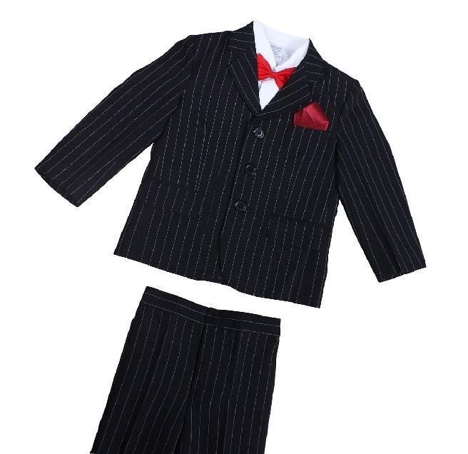 2012时尚童装西服预约定做