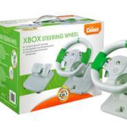 新款Xbox360游戏方向盘图片
