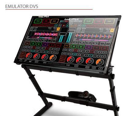 透明 系统/顶尖电音/专业夜场酒吧摇臂系统/全息透明触摸打碟系统