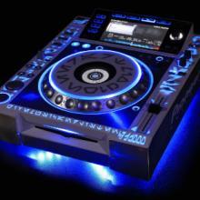 先锋新款DJ打碟机