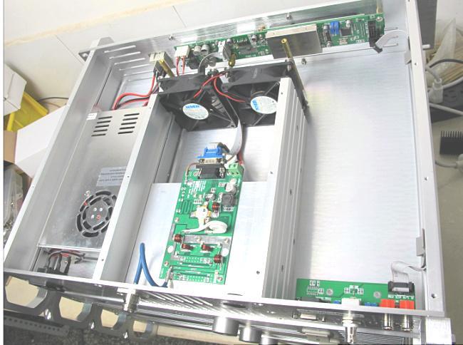 调频发射机图片 调频发射机样板图 小型广播电台30W调频...