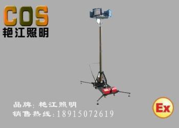cqy3000t便携式升降工作灯报价图片